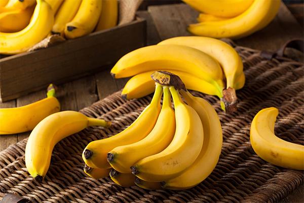 Chuối là loại trái cây chứa nhiều dinh dưỡng có lợi cho sức khỏe