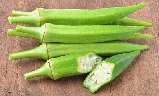 Thành phần dinh dưỡng có trong đậu bắp tốt cho sức khỏe