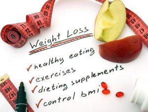 Kết hợp cả 2 để có thể có được một kế hoạch giảm cân tốt nhất