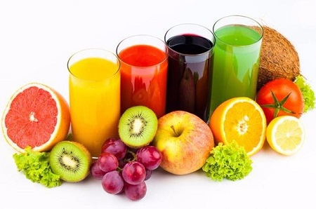 Các loại nước ép trái cây sẽ giúp bạn giải tỏa mệt mỏi của ngày dài