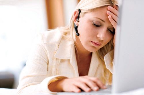 Mất tập trung hay quên là dấu hiệu của tụt huyết áp