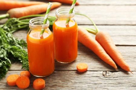Nước ép cà rốt là một loại thức uống rất tốt và rất cần thiết cho cơ thể.