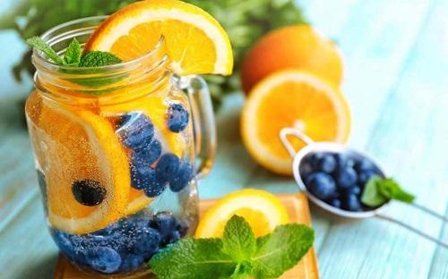 Các loại trái cây cam, quýt, chanh, bưởi giúp giải độc cơ thể