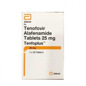 Thuốc điều trị viêm gan Tenfoplus 25mg