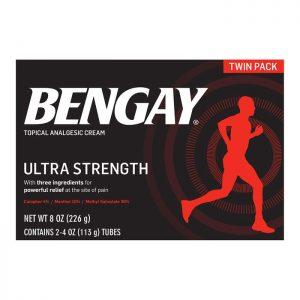 Dầu xoa bóp Bengay Ultra Strength 226g