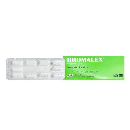 Thuốc ngủ Bromalex