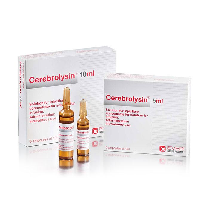 Dung dịch tiêm dưỡng thần kinh Cerebrolysin 10ml