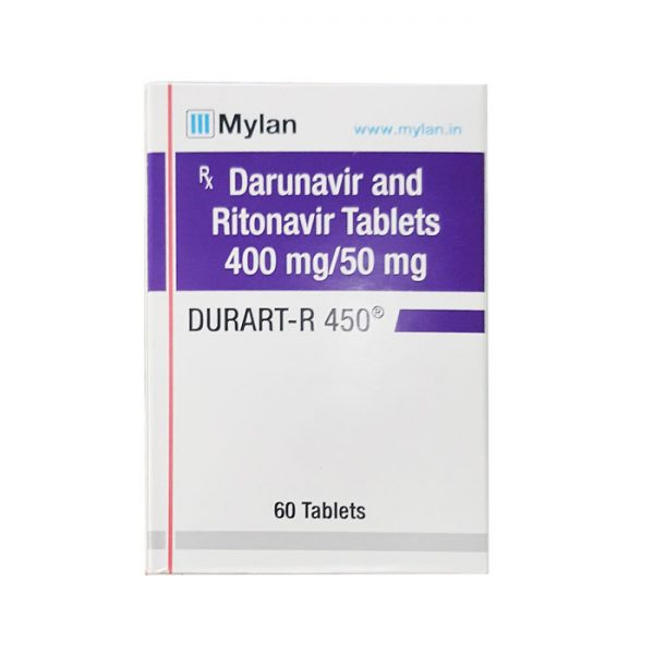 Thuốc kháng Virus HIV Durart-R 450