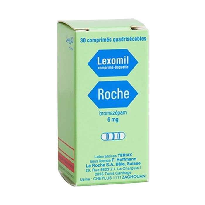 Thuốc ngủ Roche Lexomil