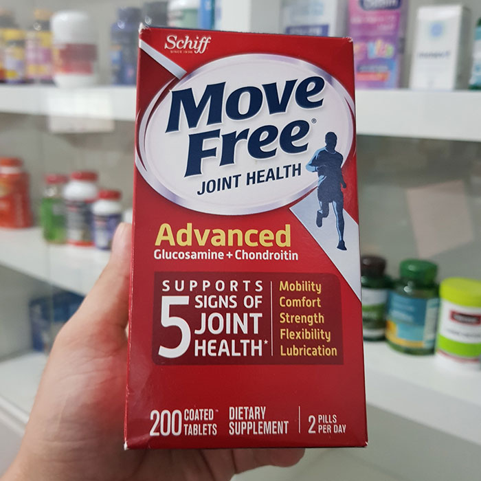 Thuốc bổ khớp Move Free 200 viên