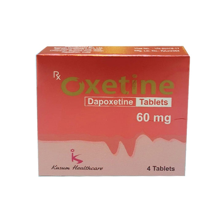 Thuốc cương dương Oxetine 60mg
