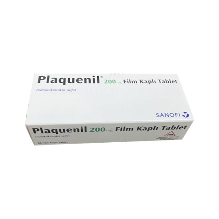 Thuốc điều trị sốt rét Plaquenil
