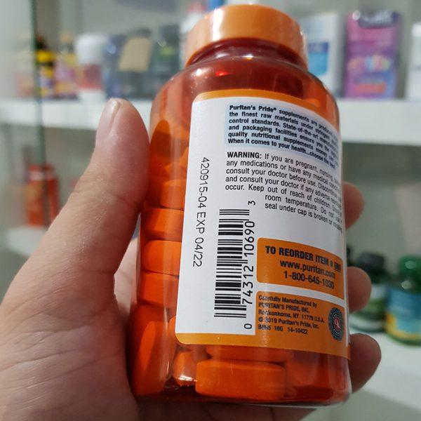 Puritan's Pride Vitamin C 1000mg