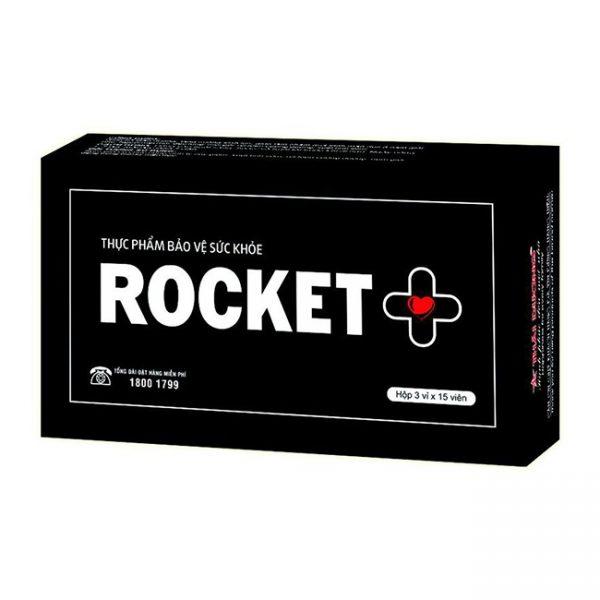 Thuốc bổ thận tăng cường sinh lý nam Rocket+