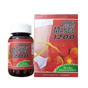 Thuốc giảm cân Super African Mango 1200