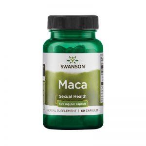 Thuốc sinh lý nam Swanson Maca