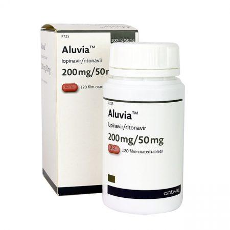Thuốc điều trị phơi nhiễm HIV Aluvia