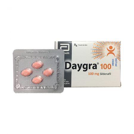Thuốc cường dương Daygra 100mg
