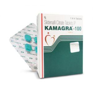 Thuốc cường dương Kamagra 100mg