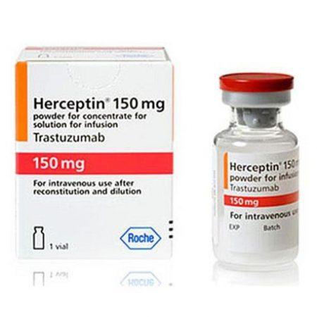 Thuốc ung thư vú Herceptin 150mg