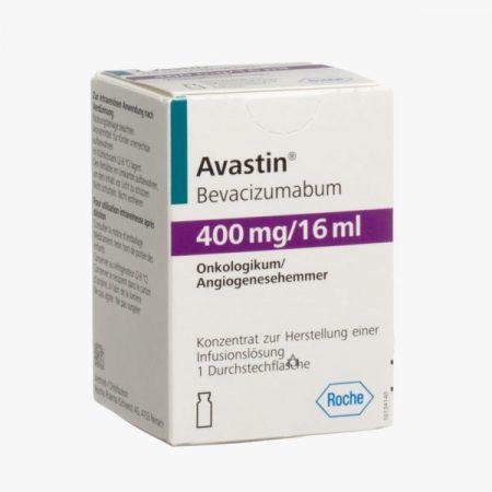 Avastin 25mg/ml (Bevacizumab) Thuốc trị ung thư, Hộp 1 lọ
