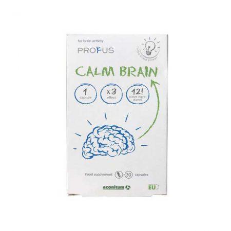 Thuốc bổ não Calm Brain, Hộp 30 viên