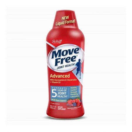 Nước bổ khớp Move Free Advanced Glucosamine Schiff, Chai 900ml