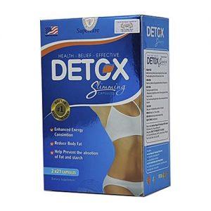 Thuốc giảm cân Detox Slimming