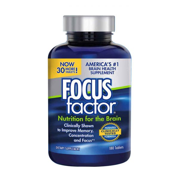 Thuốc bổ não Factor Focus
