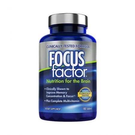 Thuốc bổ não Focus Factor
