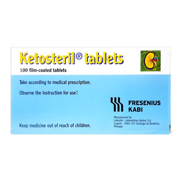 Thuốc đạm thận Ketosteril Tablets