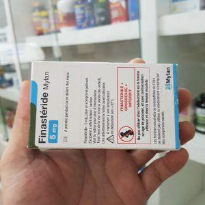 Thuốc đường tiết niệu Mylan Finasteride 5mg
