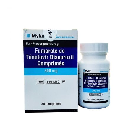 Thuốc Mylan Tenofovir Disoproxil Fumarate 300mg (Ricovir 300mg)