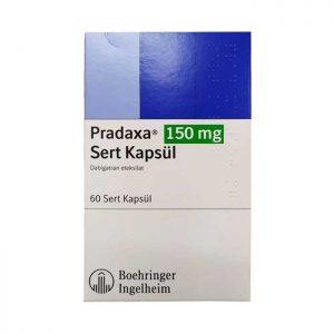 Pradaxa 150mg Thuốc chống đông máu ngừa đột quỵ, huyết khối, Hộp 60 viên