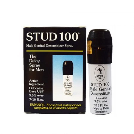 Stud 100 Xịt gây tê chống xuất tinh sớm, Chai 10ml