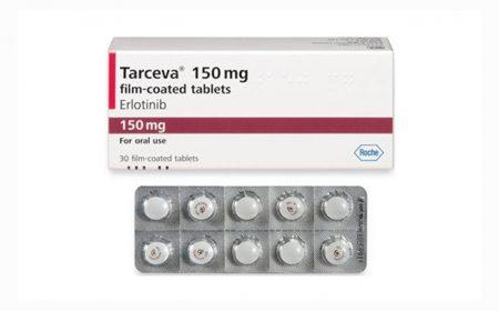Tarceva 150mg Roche Thuốc điều trị ung thư, Hộp 30 viên