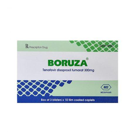 Thuốc trị viêm gan B Boruza