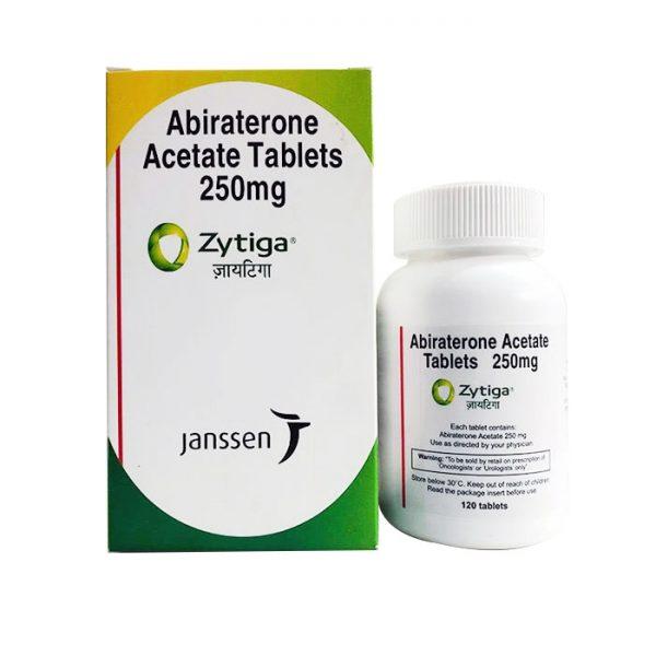 Thuốc ung thư tuyến tiền liệt Zytiga Janssen