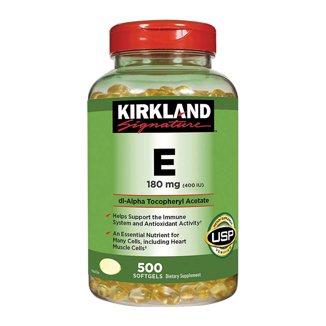 Vitamin E 400 IU Kirkland