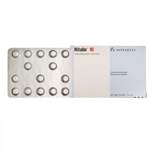 Thuốc Ritalin 10