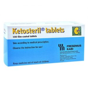 Thuốc Ketosteril 600mg