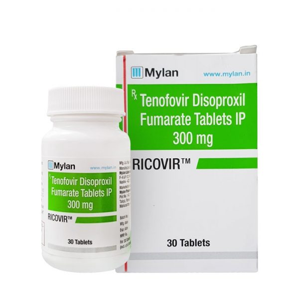 Thuốc Mylan Ricovir 300mg