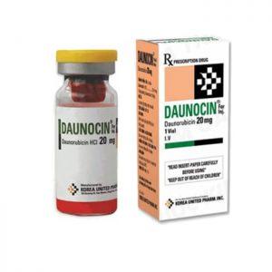 Thuốc tiêm Daunocin 20mg