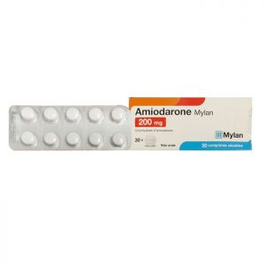 Thuốc Amiodarone Mylan