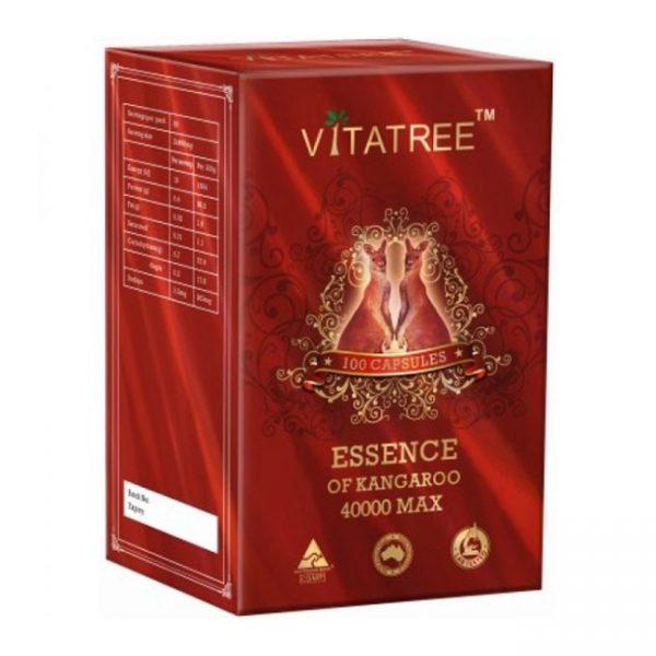 Vitatree Essence Of Kangaroo 40000 Max