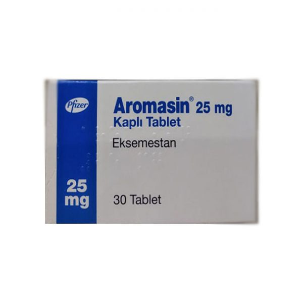 Thuốc Pfizer Aromasin 25mg