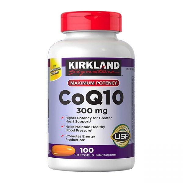 Kirkland Coenzyme Q10 300mg