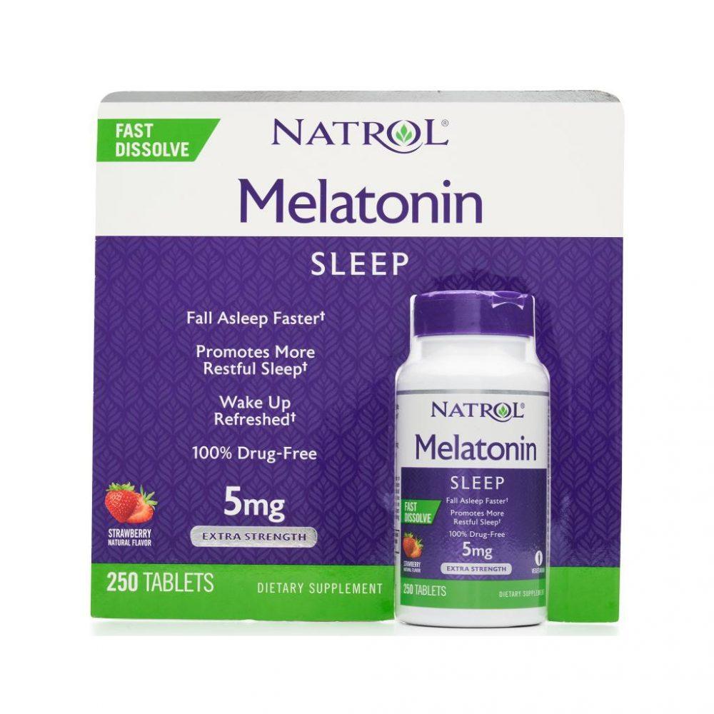Natrol Melatonin Sleep 5mg