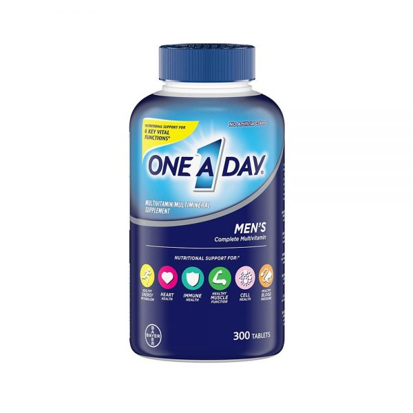 One A Day Men's