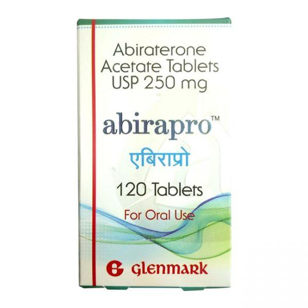 Thuốc Glenmark Abirapro 250mg